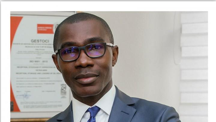 PRIX DE L'EXCELLENCE : Etienne Koman, Président du jury du Prix d'Excellence de GESTOCI