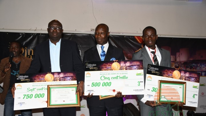 AWARD OF EXCELLENCE - 2nd edition of the GESTOCI Award of Excellence : the four best award-winning agents